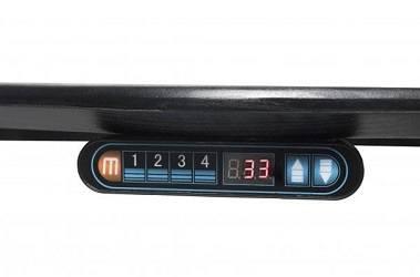 Controller for electric adjustable desk base